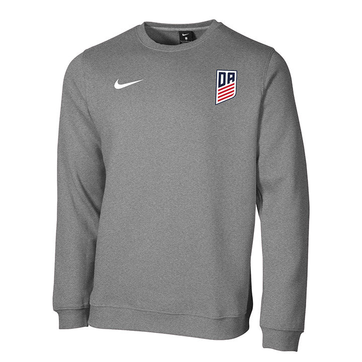 MEN'S NIKE DA CLUB FLEECE CREW