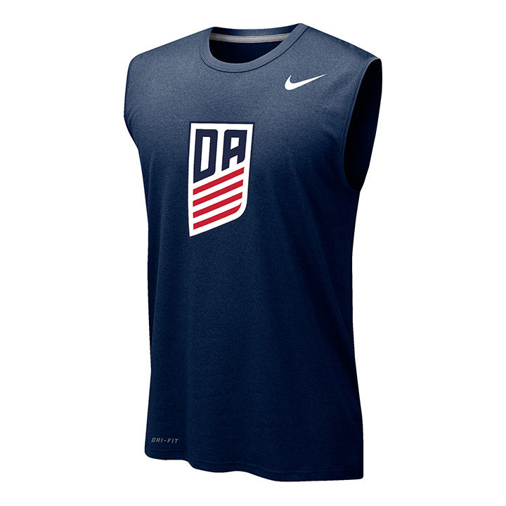 MEN'S NIKE DA LOGO DRI-FIT LEGENDS SLEEVELESS TEE