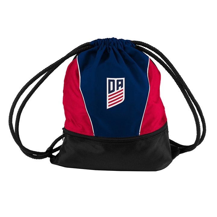 LOGO BRANDS U.S. SOCCER DA SPRINT PACK - RED/NAVY