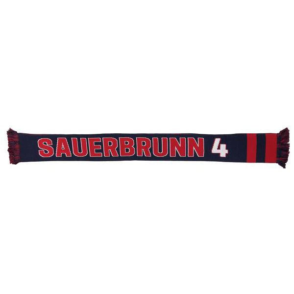 U.S. SOCCER UNITED STATES BECKY SAUERBRUNN 4 SCARF