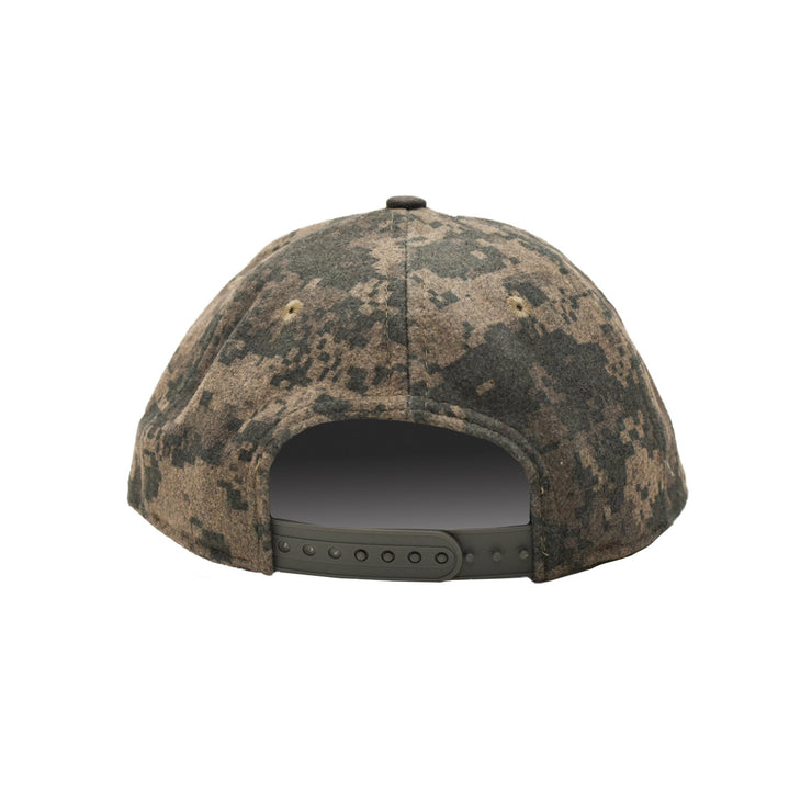 U.S. SOCCER NEW ERA 9FIFTY CLASSIC TRIM SNAP CAP - CAMO