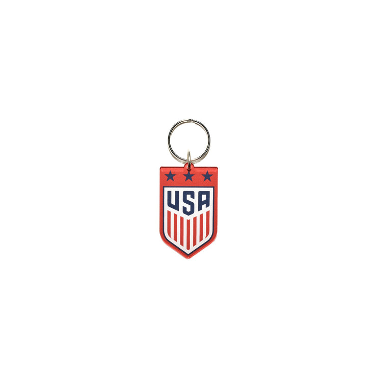 USWNT 3-STAR HIGH DEFINITION KEYRING