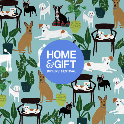 Harrogate Home & Gift Buyers' Festival: July 15 - 18th