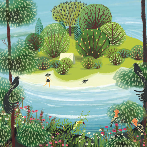 The Summertime Card Collection by Jane Newland