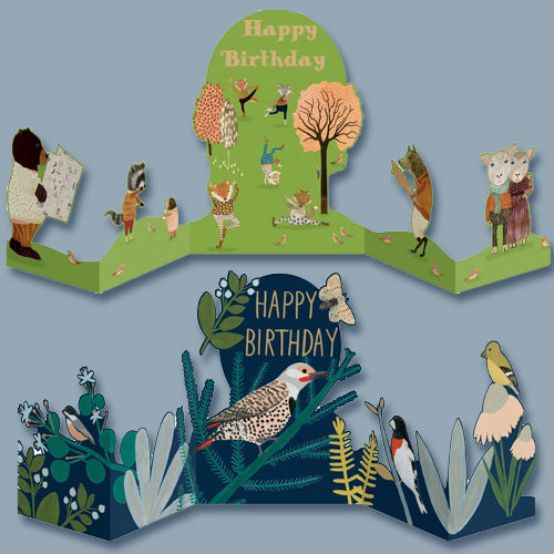 New Product Alert: Quintet Concertina Cards