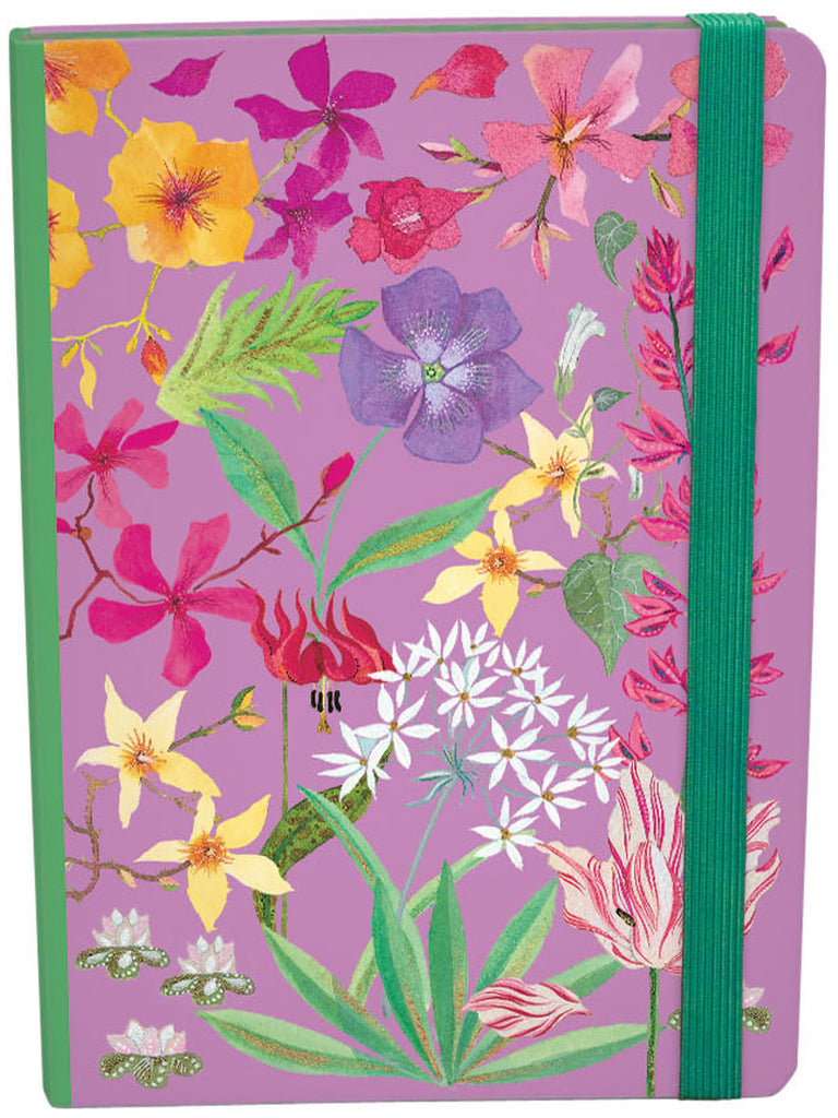 Roger la Borde Abundance A5 Journal with elastic featuring artwork by Jane Ray