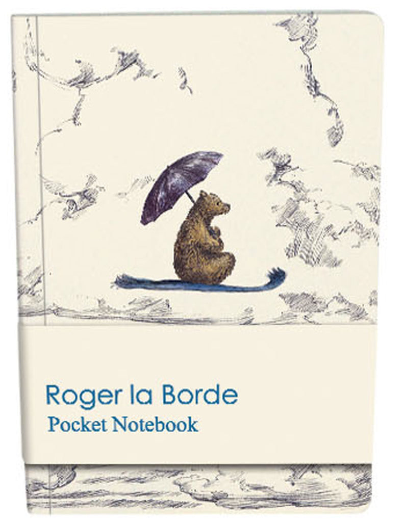 Roger la Borde Mondoodle Pocket Notebook featuring artwork by Elise Hurst