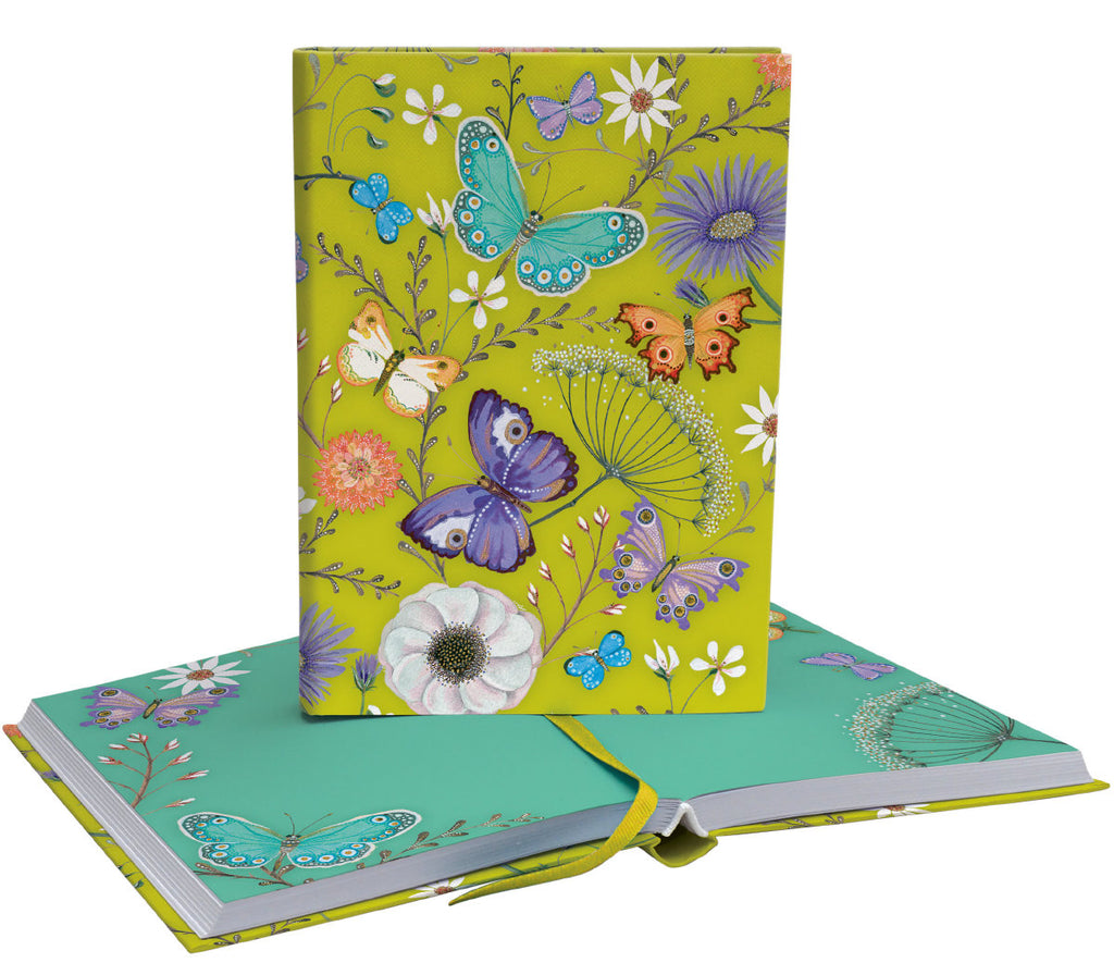 Roger la Borde Butterfly Ball Softback Journal featuring artwork by Jane Ray