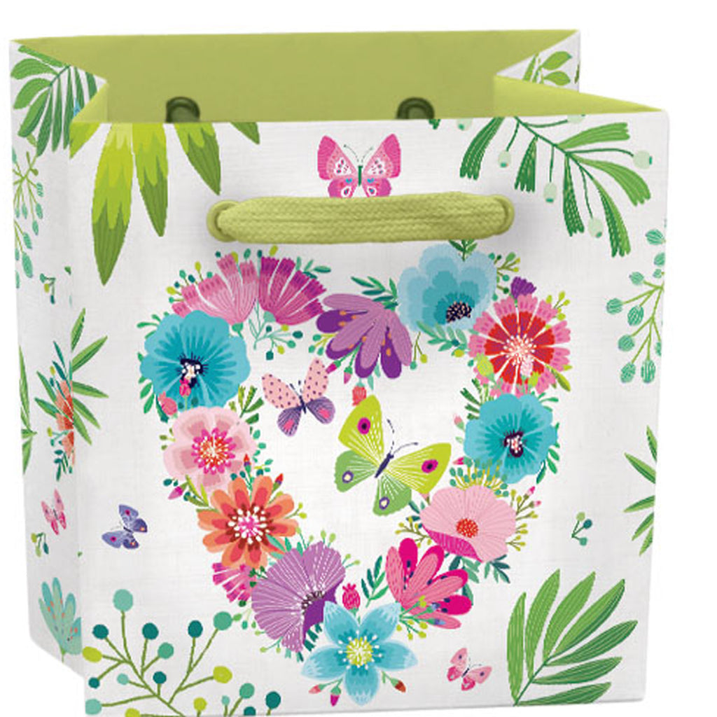 Roger la Borde Summer Forrest Gift Bag featuring artwork by Antoana Oreski