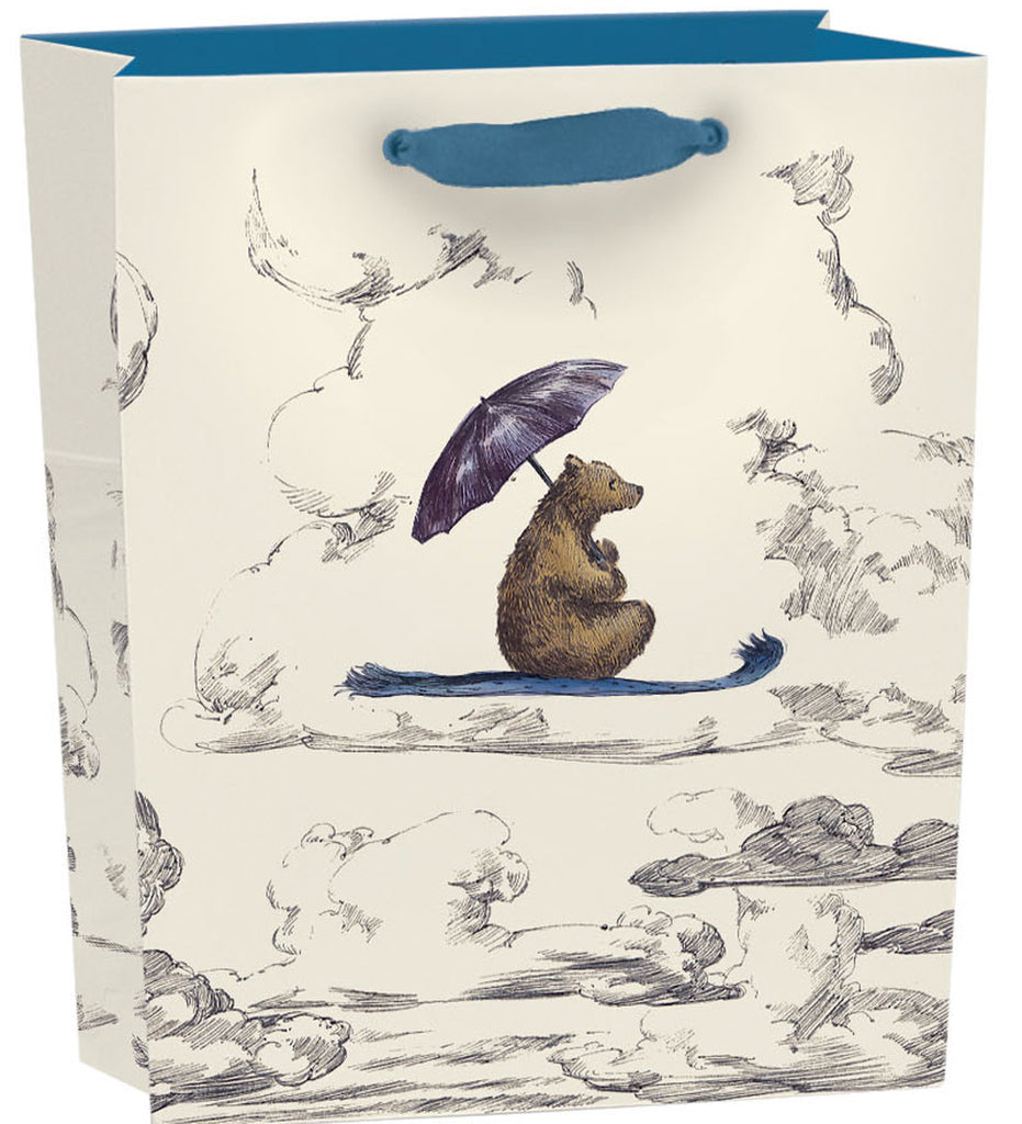 Roger la Borde Mondoodle Gift Bag featuring artwork by Elise Hurst