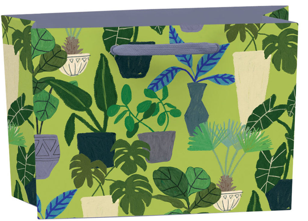 Roger la Borde Jungle Interior Gift Bag featuring artwork by Anne Bentley