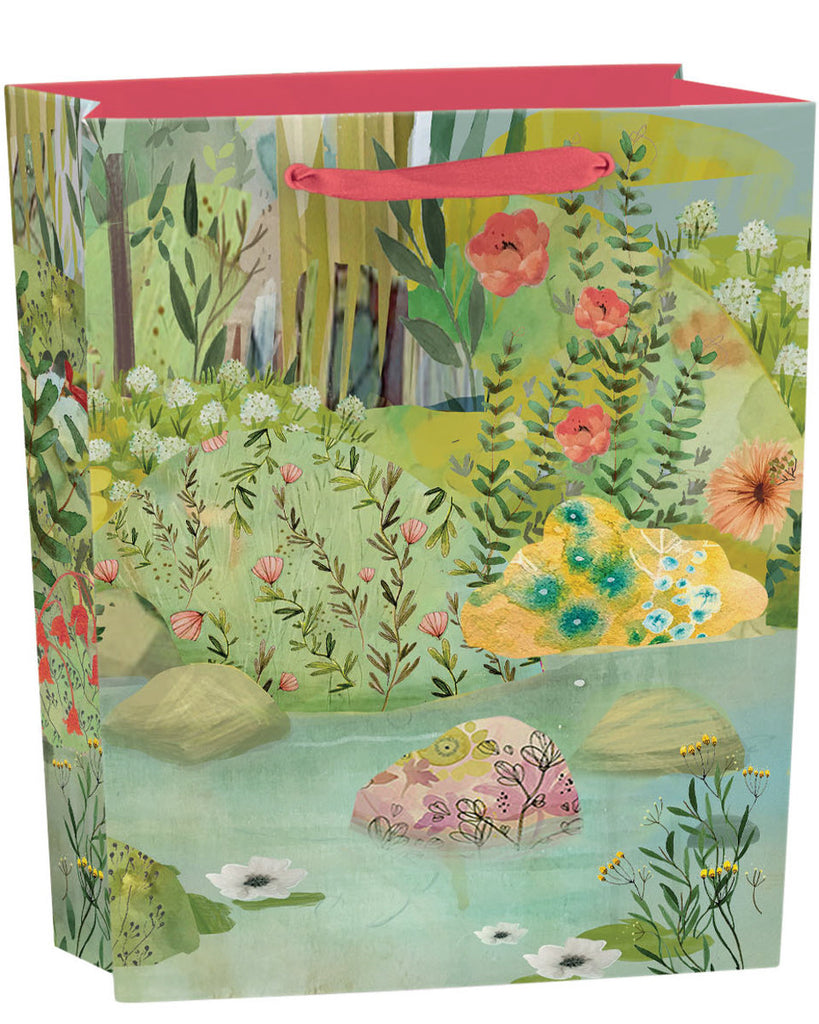 Roger la Borde Dreamland Gift Bag featuring artwork by Kendra Binney