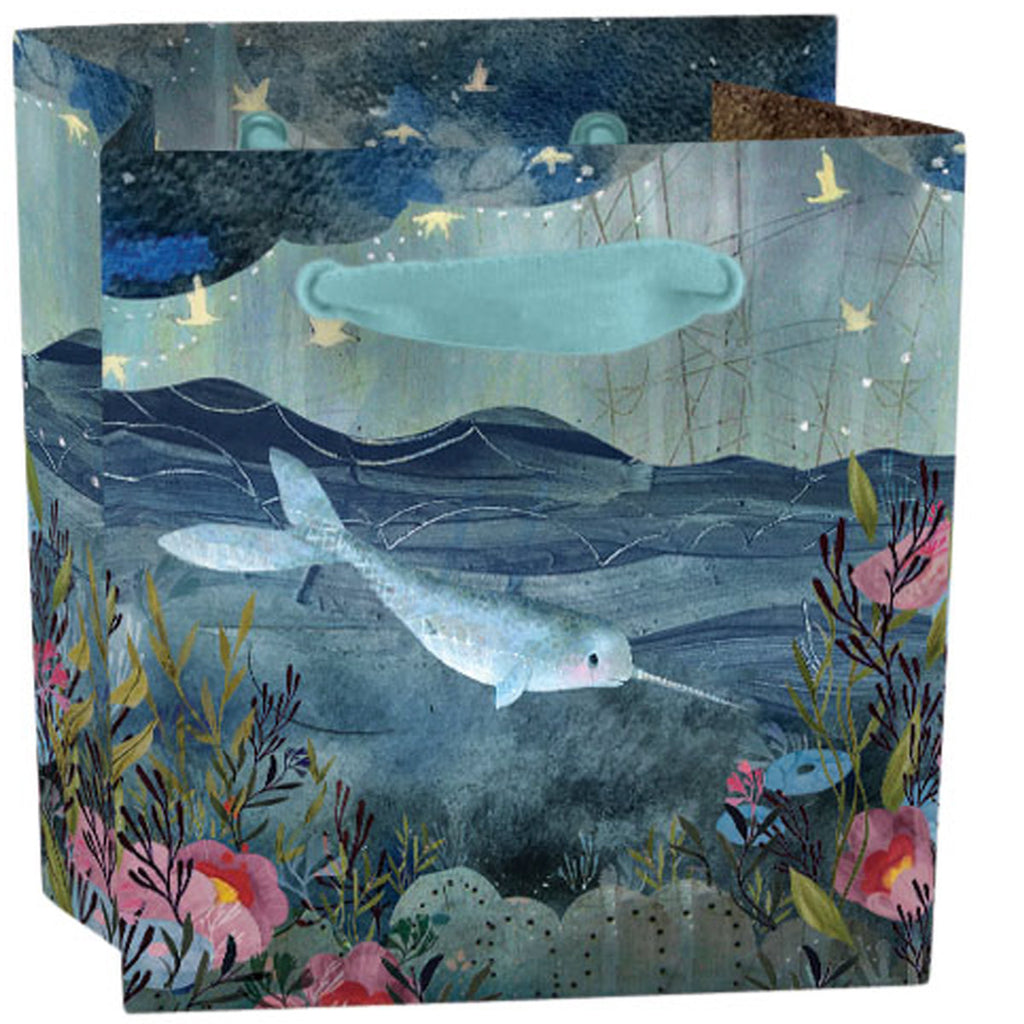 Roger la Borde Sea Dreams Gift Bag featuring artwork by Kendra Binney