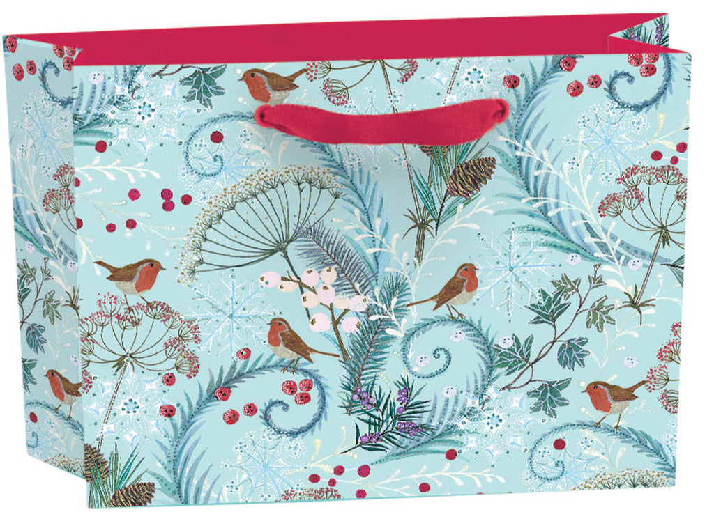 Roger la Borde Abundance Gift Bag featuring artwork by Jane Ray