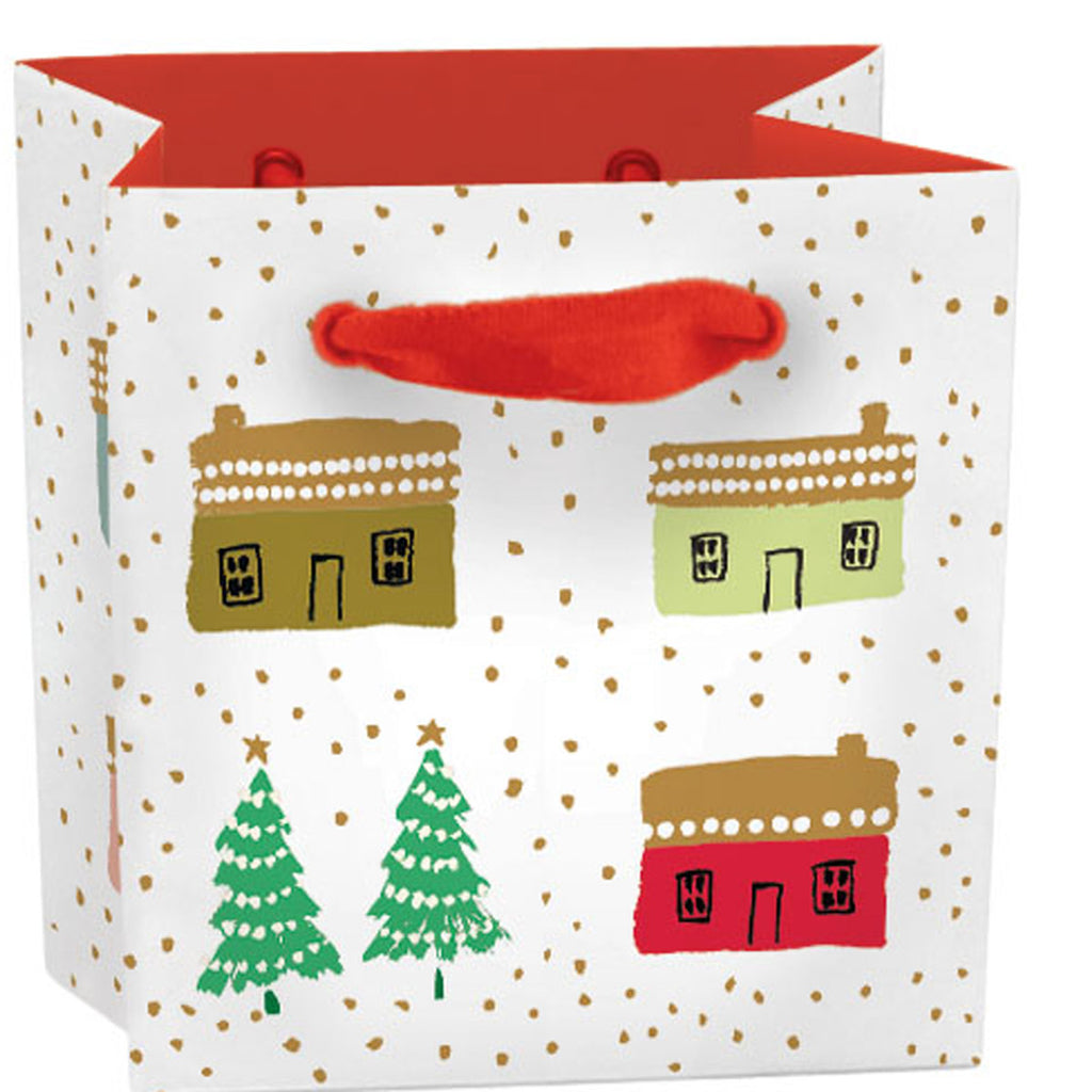 Roger la Borde Little House Gift Bag featuring artwork by Emily Isabella