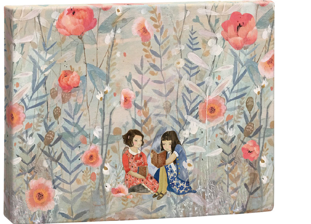 Roger la Borde Daydreamers Chic Notecard Box featuring artwork by Kendra Binney
