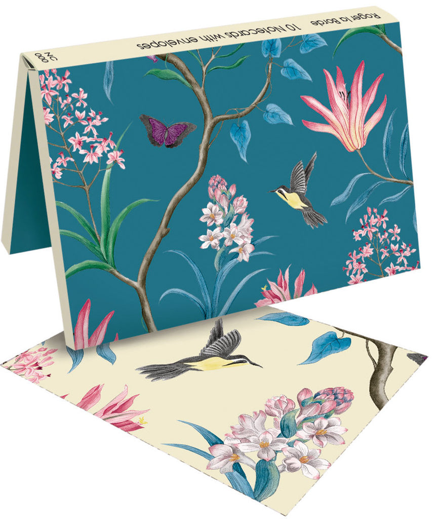 Roger la Borde Sanderson Notecard Wallet Sale featuring artwork by Sanderson