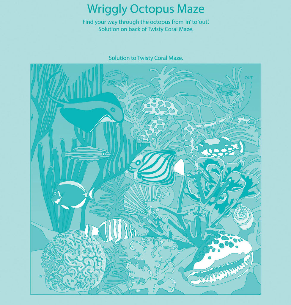 Roger la Borde Wild Animals Puzzle Pack featuring artwork by Roger la Borde
