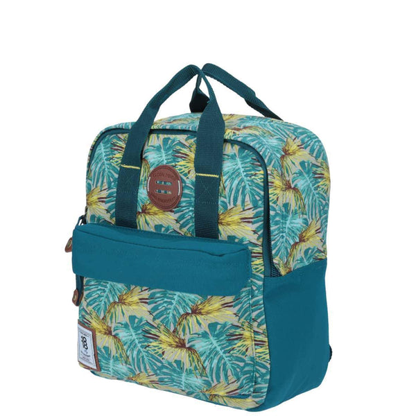 mochila daypack mediana tropical