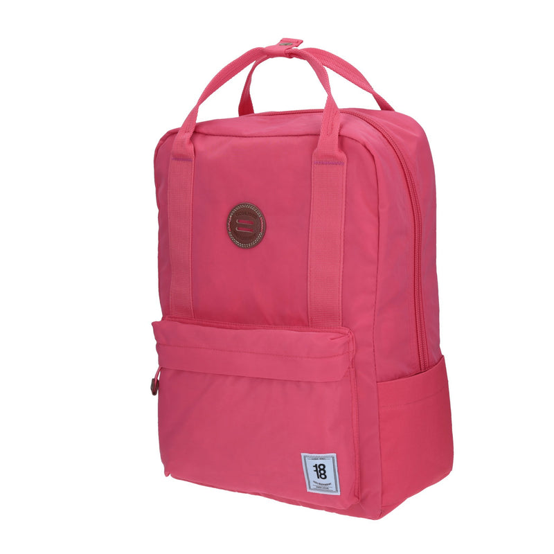 Tote-back pack sized rojo