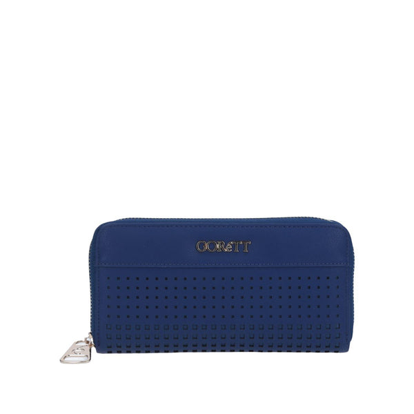 Blue Cassual Wallet