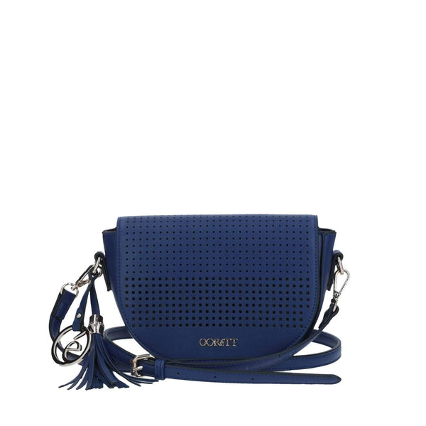 Crossbody Media Luna Azul
