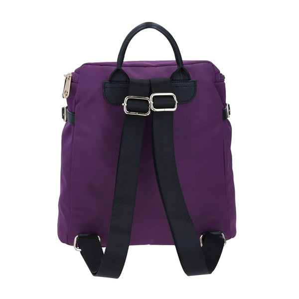 Picnic Purple Backpack