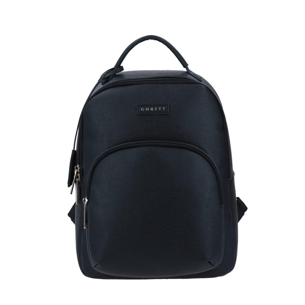 Backpack Negra Ejecutiva By Gorett