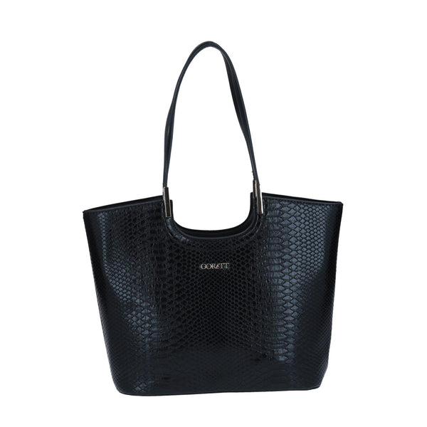 Black Tote By Gorett