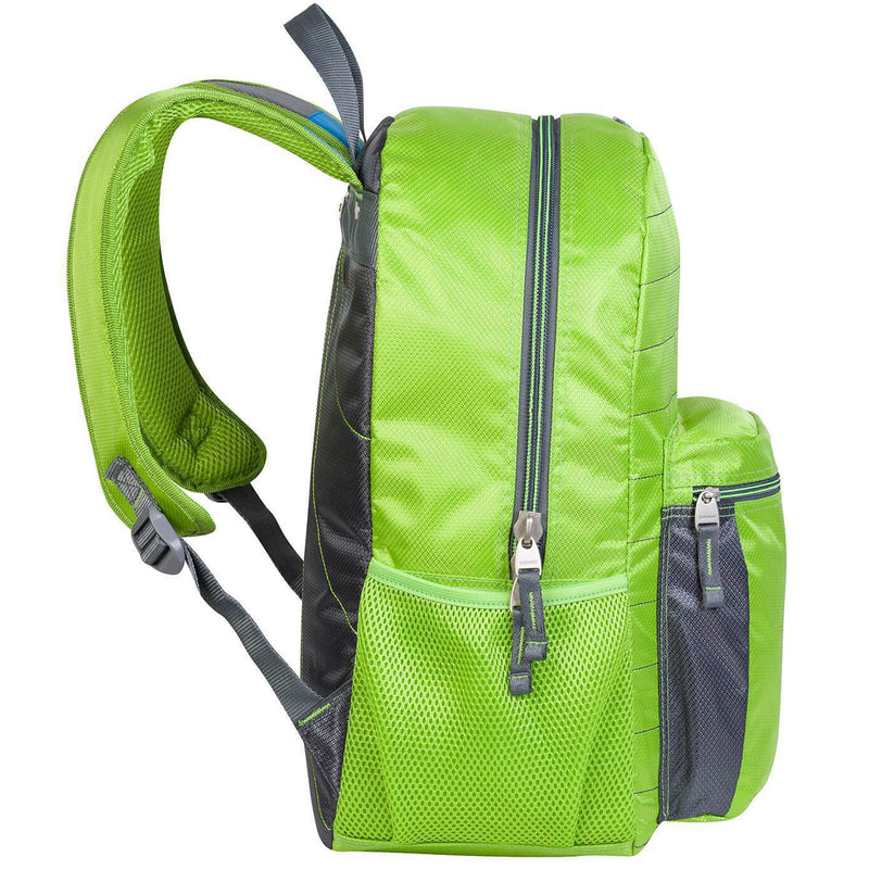 Mochila Escolar Verde Chillon