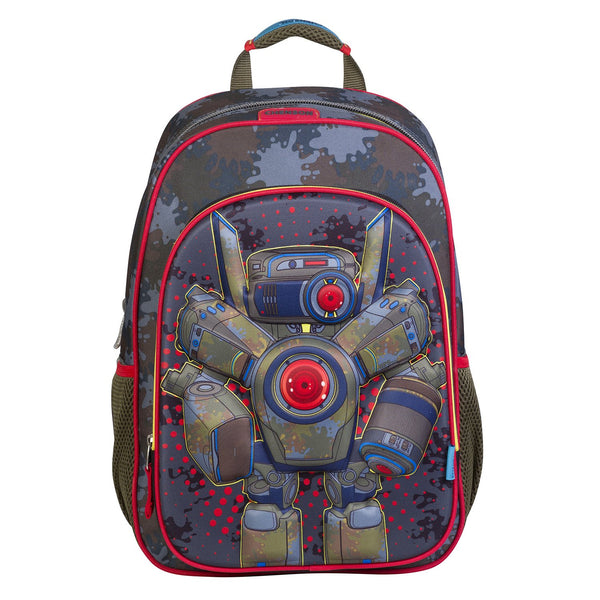 Mochila grande co techbot