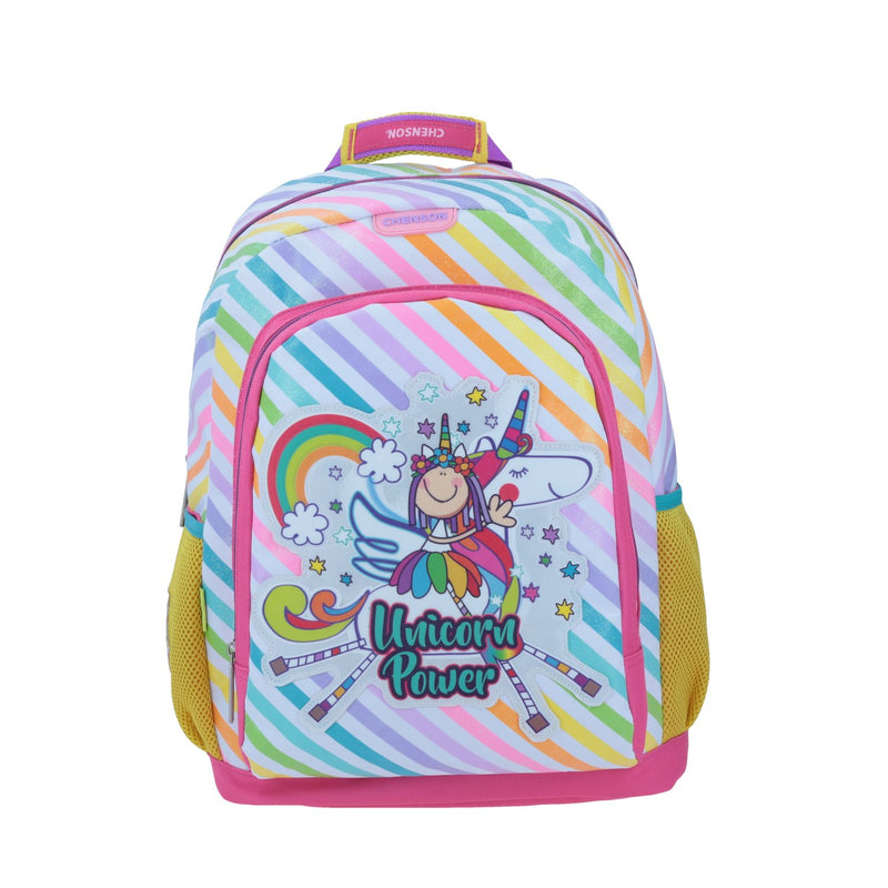 Mochila fulanitos unicorn power