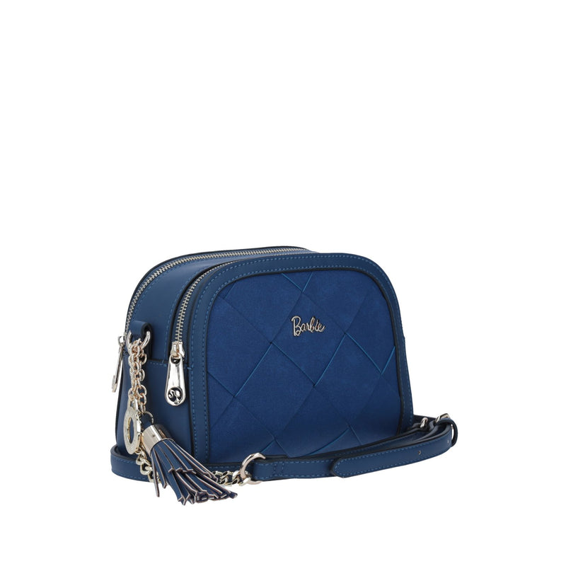 Crossbody Cruzado Barbie X Gorett Azul