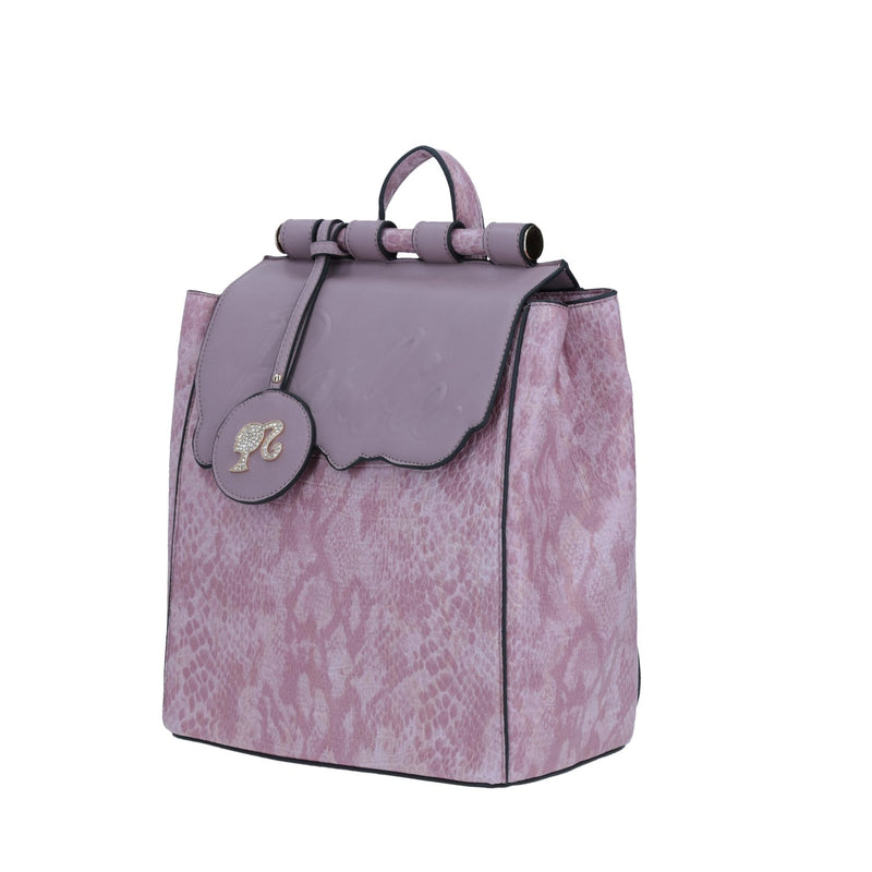 Backpack Barbie GORETT Rosa Cocodrilo