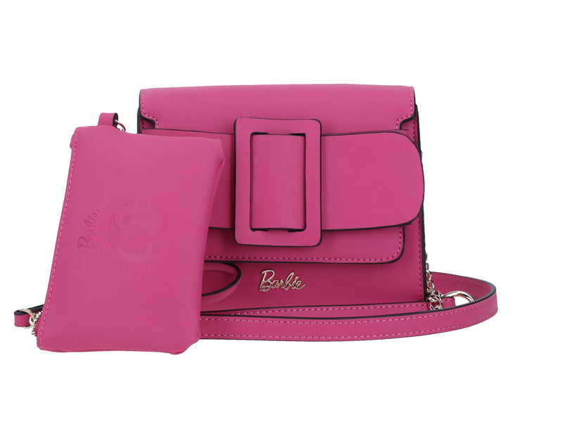 Cross body  barbie x gorett rosa