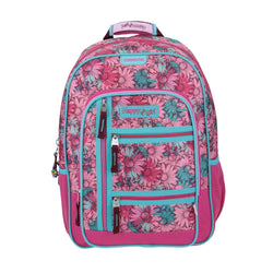 Mochila  happy girl fucsia