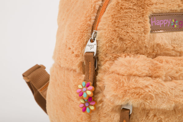 Mini-backpack teddy