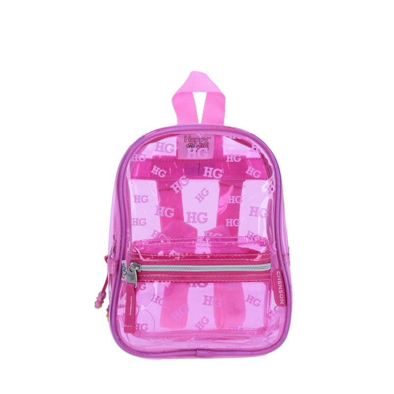 Mini Back-Pack HG Rosa