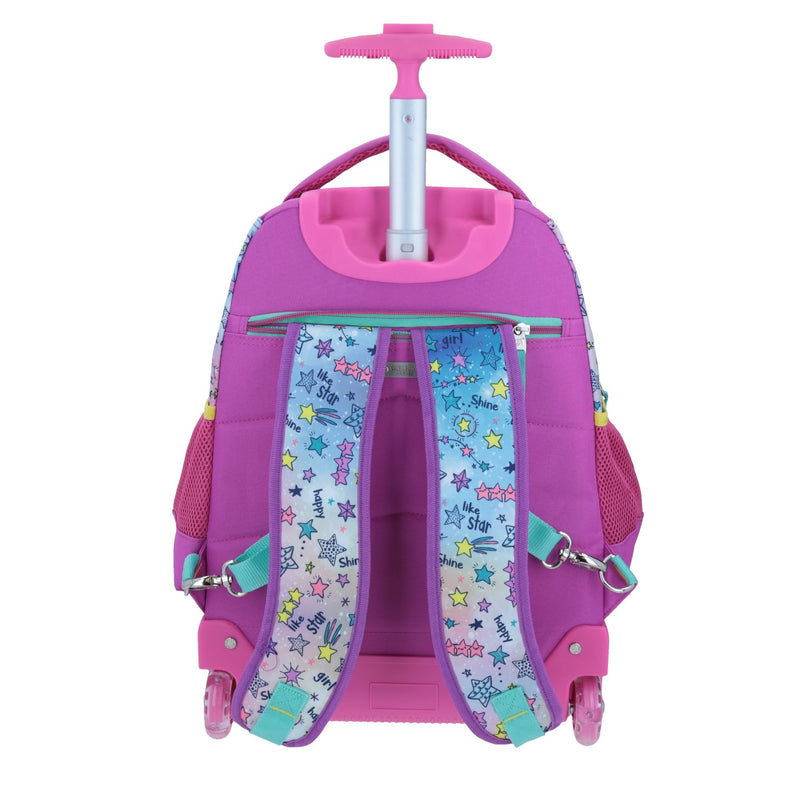 Mochila con ruedas wonderfull girl hg