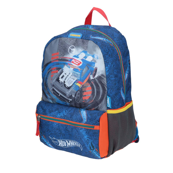 Mochila grande drift hot wheels