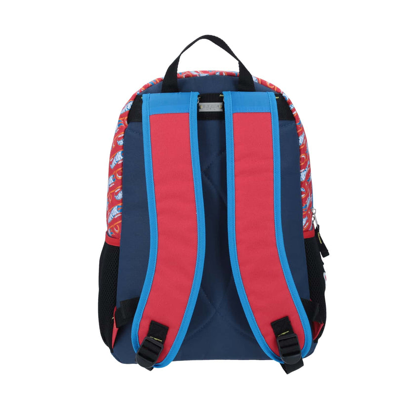 Mochila grande made to race hot wheels