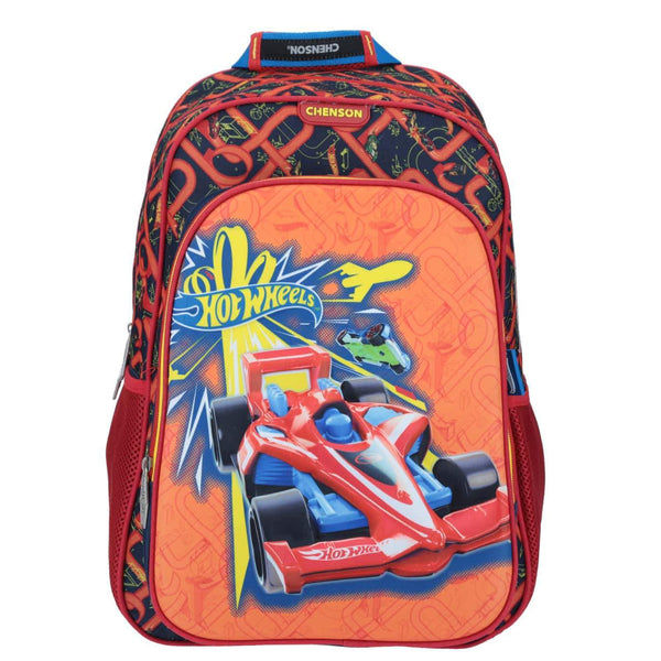 Mochila Grande Hot Wheels