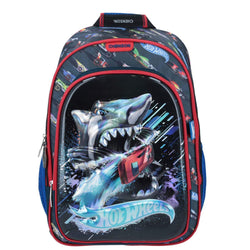Mochila shark Hot Wheels