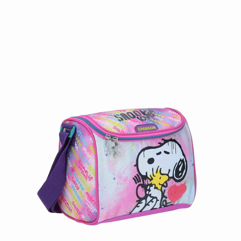 Lonchera snoopy love