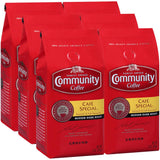 12 oz. Cafe Special Medium-Dark Roast Premium Ground Coffee (6-Pack)