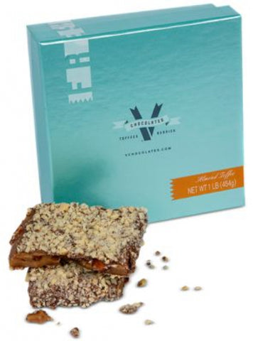 1-Lb Almond Toffee