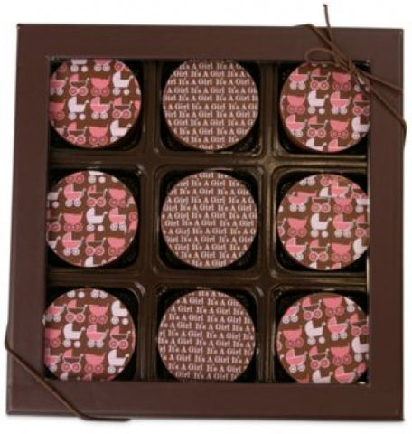 9-Pc. Baby Girl Oreos Canister