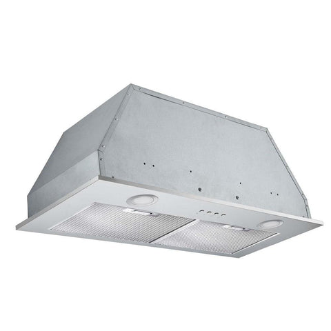 Ancona Inserta Plus 36 in. 420 CFM Ducted Built-In Range Hood with LED in Stainless Steel