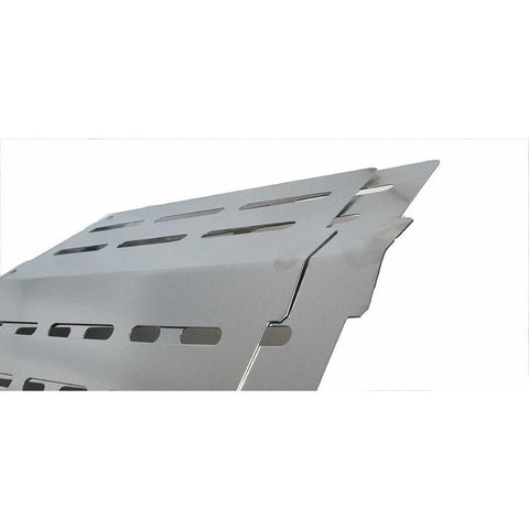 Avenger 13.25 in. Heat Deflector with Front Mounted Control