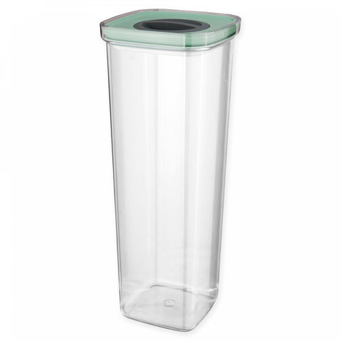 BergHOFF Leo Tall Smart Seal Extra Large Food Storage Container with Lid in Green